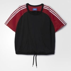 Adidas Women's Rita Ora Space Shifter Top